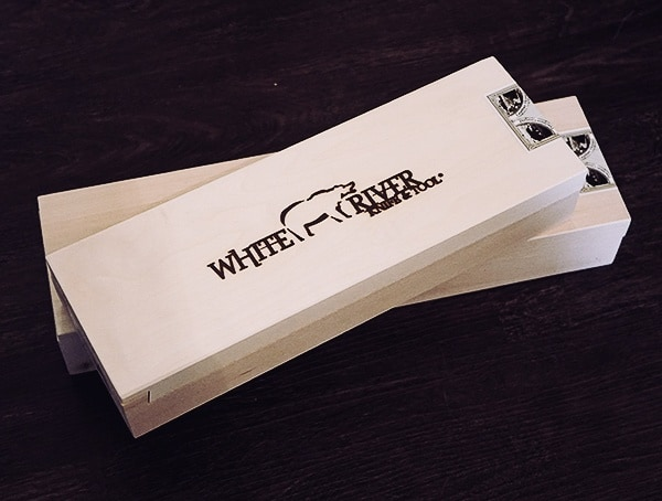 White River Knife And Tool Firecraft Reviews Wood Boxes