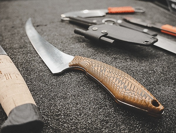 White River Knife And Tool Skinner Fish Knife