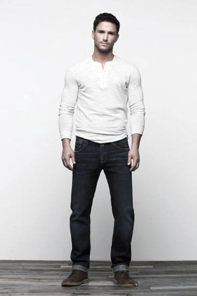 White Shirt With Jeans Male Fashion Casual Wear Style Ideas