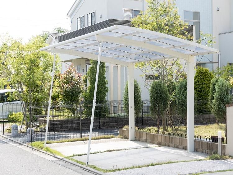 white-simple-modern-carport-ideas