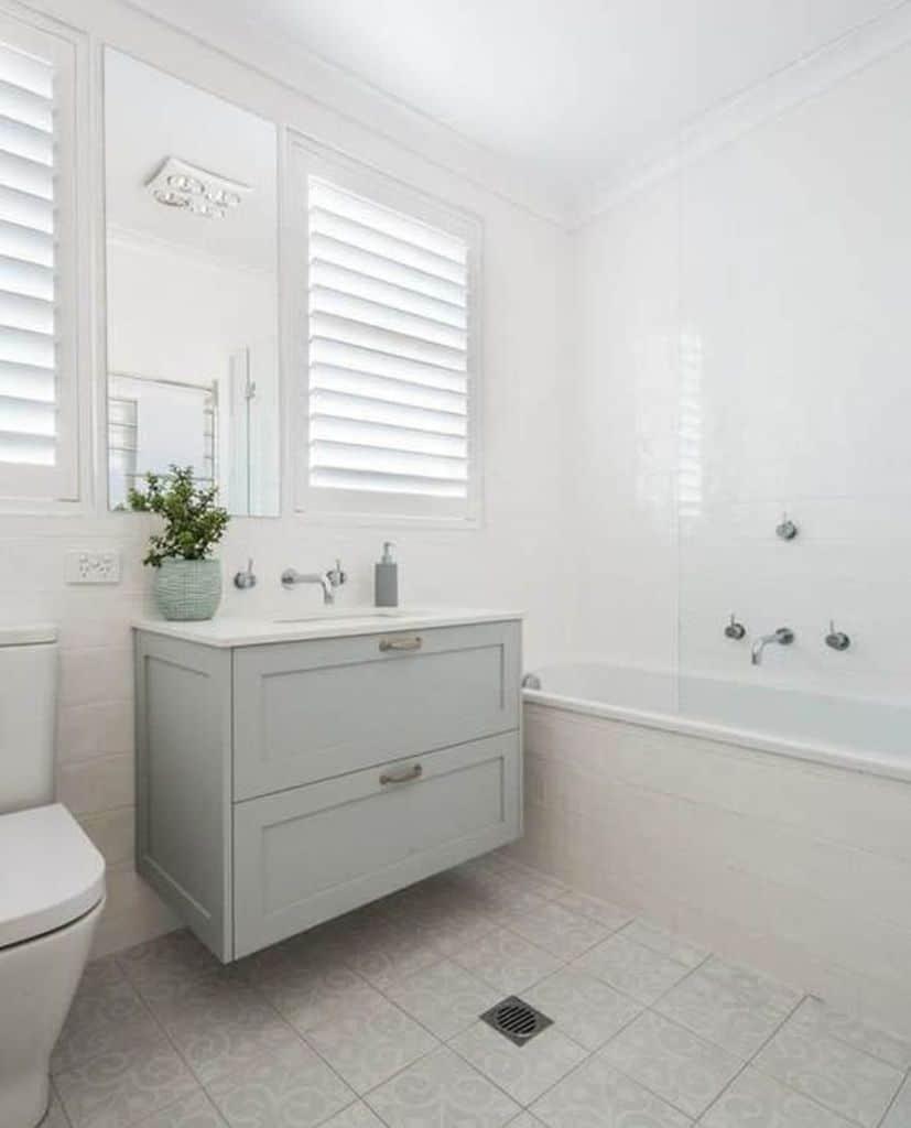 White Tiny Bathroom Ideas My Bellavie