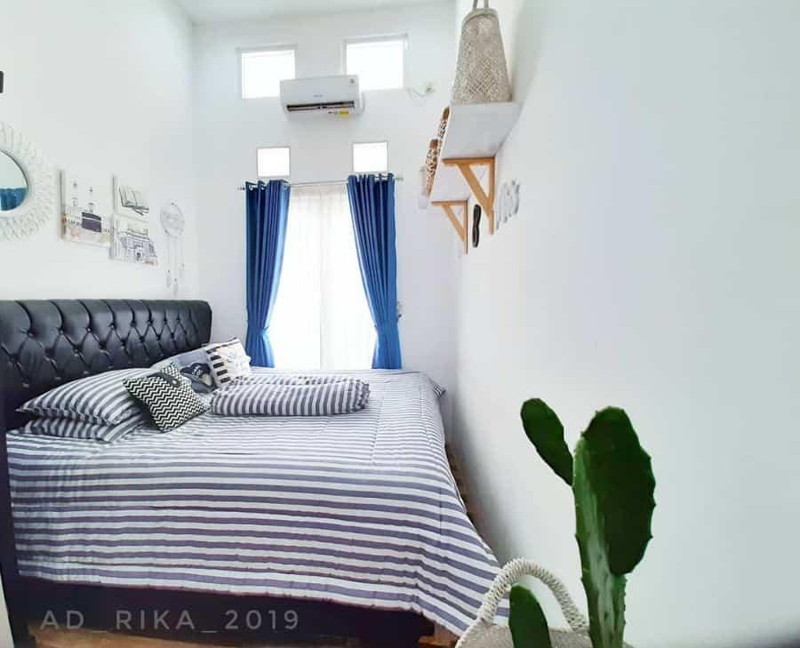 White Tiny Bedroom Ideas Adrika Rini