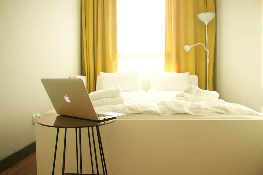 White Tiny Bedroom Ideas