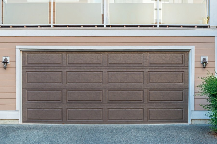 Vintage Reclaimed Wood Garage Door Ideas
