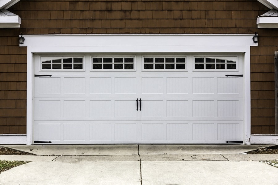 Wood Garage Door Design Inspiration