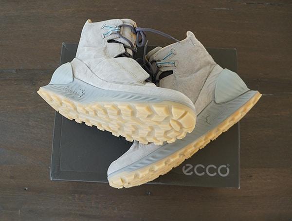 2dda8e0d4a6 Mens Ecco Exostrike Boots Review - Dyneema Bonded Leather Footwear