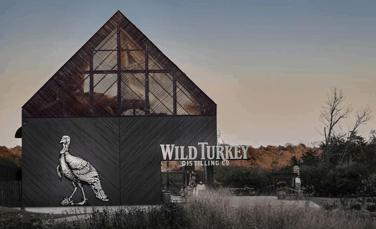 Wild-Truthahn-Brennerei