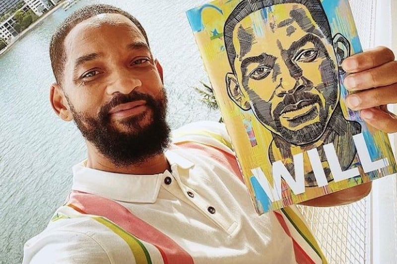 Will Smith Is Releasing His Memoir Later This Year