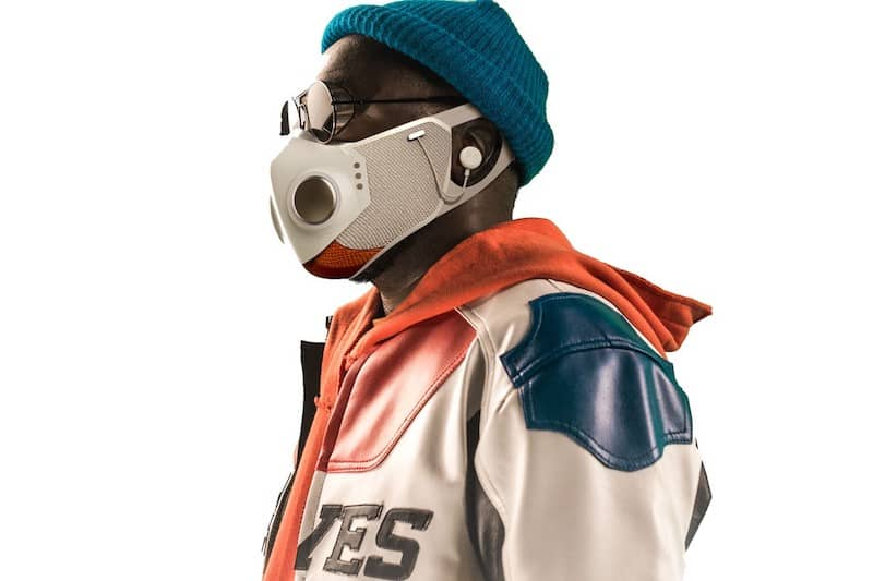 Will.i.am. Teams With Honeywell for the Future of Face Masks