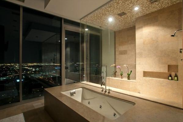 Window City Bathroom