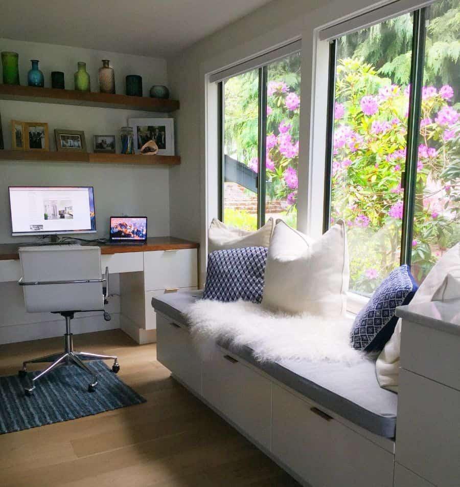 Window Seat Storage Cfdesignandart