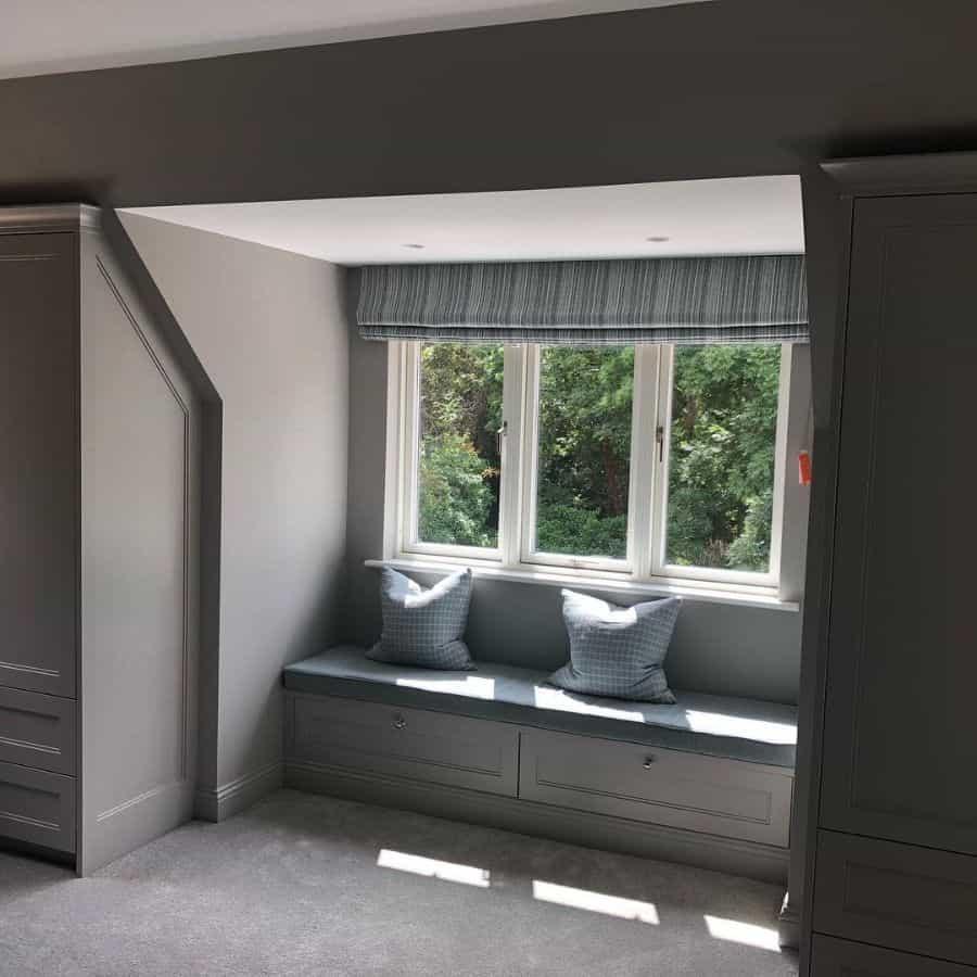 Window Seat Storage Goodwooddesignsltd