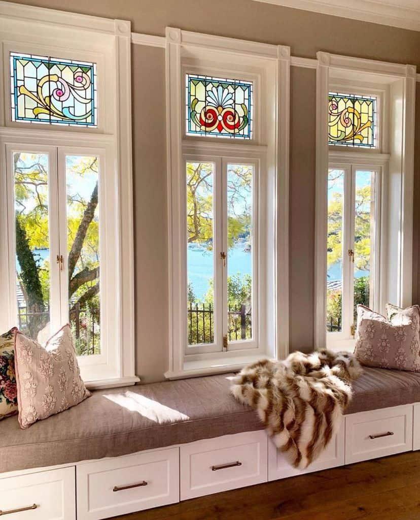 Window Seat Storage Heritagehome Huntershill