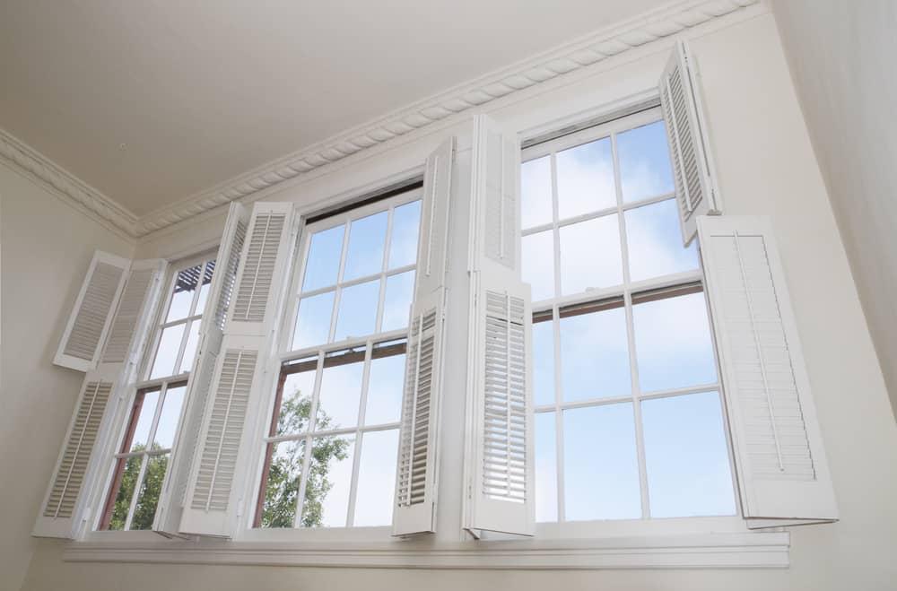 Window Shutters Louvres Window Treatments 6