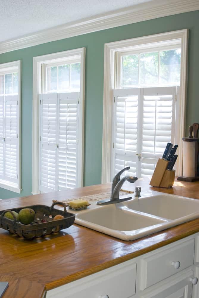 Window Shutters Louvres Window Treatments 8