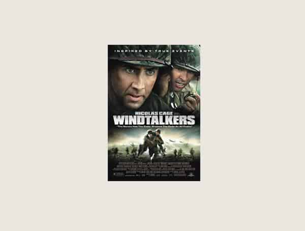 Windtalkers Best War Movies For Men