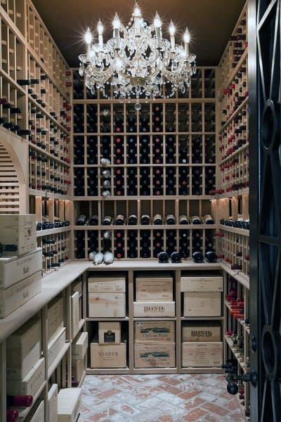 Wine Cellar Decorating Ideas