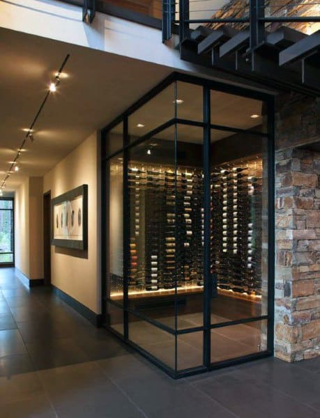 Wine Cellar In Basement Ideas