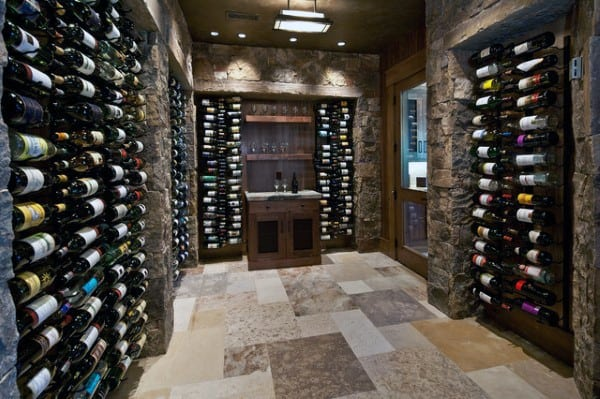 Wine Cellar Interior Design Ideas