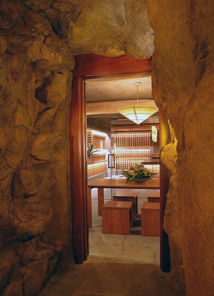 Wine Cellar Interior Ideas
