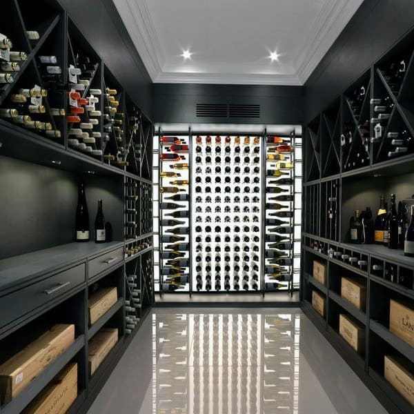 Coffee And Wine Cupboard