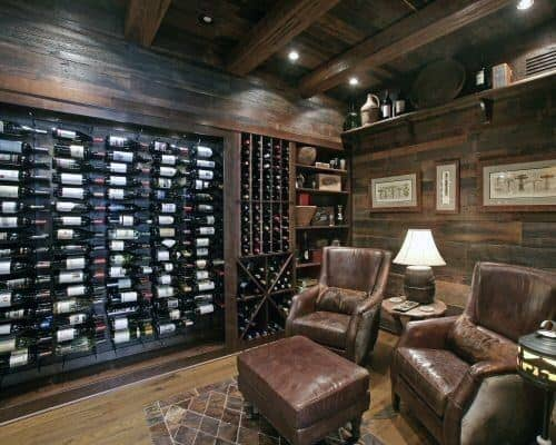 Man Cave Wine Room : Awesome man caves for men masculine interior design ideas