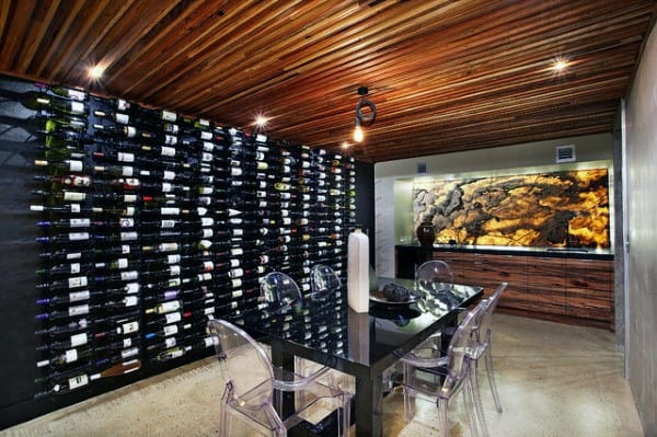 Top 80 Best Wine Cellar Ideas - Vino Room Designs