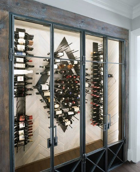 Wine Rooms Ideas