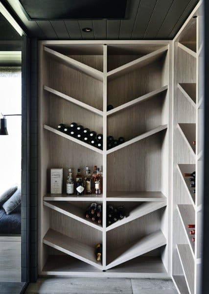 Wine Storage Kitchen Pantry Ideas