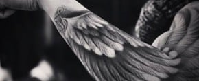 Top 100 Best Wing Tattoos For Men – Designs That Elevate