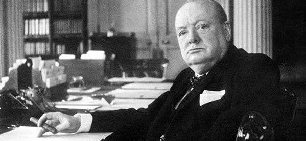 Winston Churchill Famous Failures