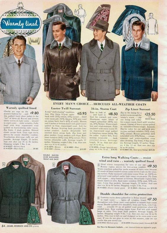 1950s Mens Fashion Style Guide A Trip Back In Time
