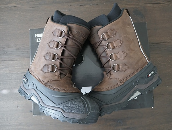 Winter Boots For Men Baffin Control Max