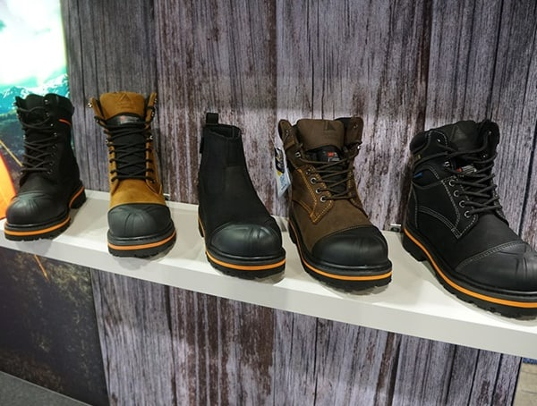 Winter Boots For Men Outdoor Retailer Winter Market 2018 Display