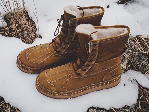 Winter Field Tested Boots For Men Ugg Avalanche Butte With Vibram Arctic Grip