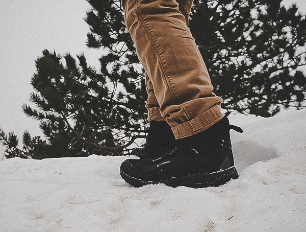 Winter Snow Hiking Icebug Walkabout Bugrip Gore Tex Review Boots
