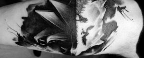 60 Witcher Tattoo Designs For Men – Video Game Ink Ideas