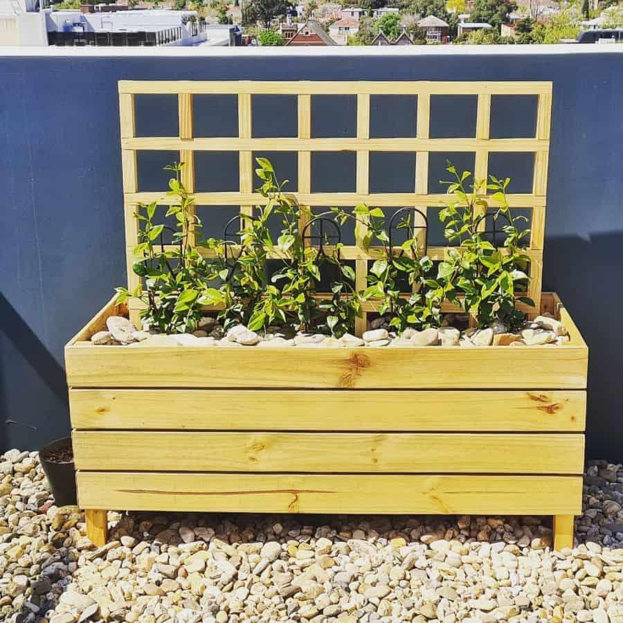 with legs raised garden bed ideas craigs_got_wood