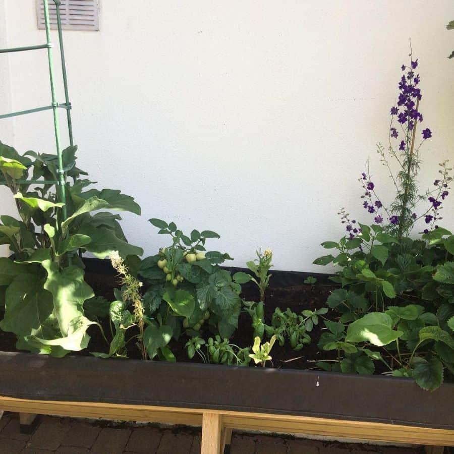 with legs raised garden bed ideas galwaygirlaoife