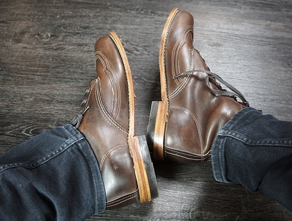 Wolverine 1000 Mile Addison Luxury Mens Boots Review