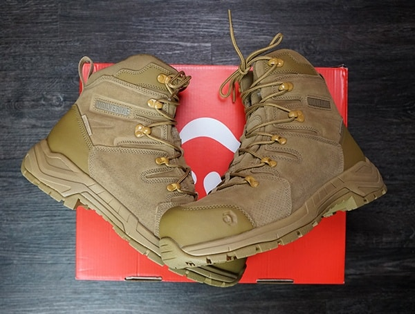 Wolverine Contactor Lx Cm Boots Review