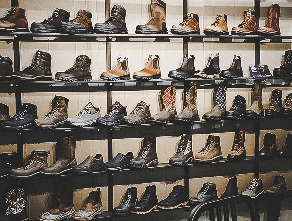 Wolverine Mens Boot And Shoe Collection
