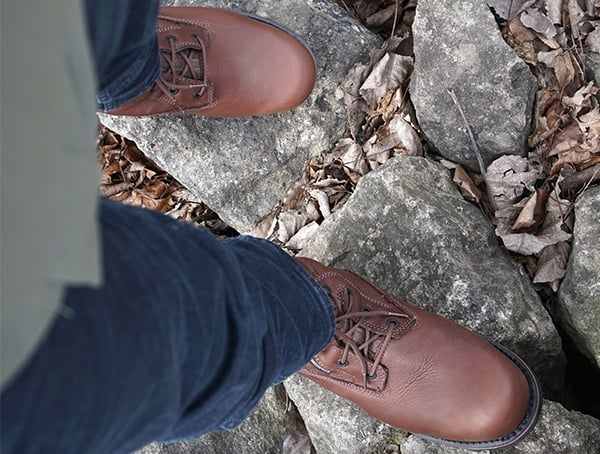 Wolverine Novak Mens Boots Field Tested