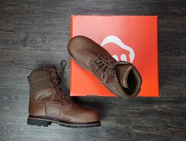 Wolverine Novak Boots Feature