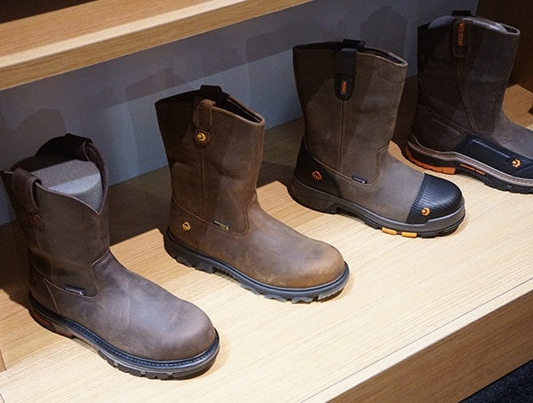 Wolverine Outdoor Boots For Men