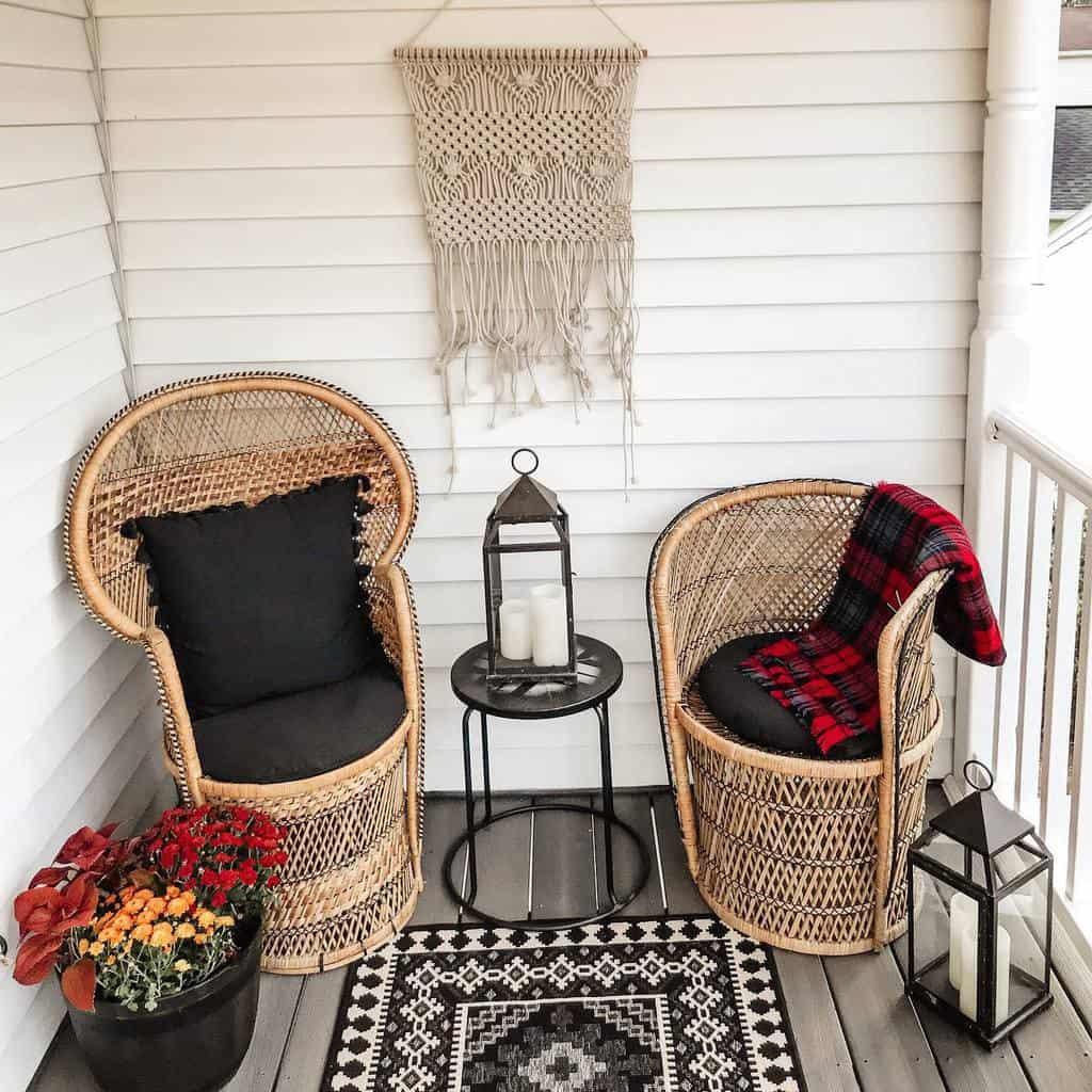 wood apartment patio ideas raelindsley