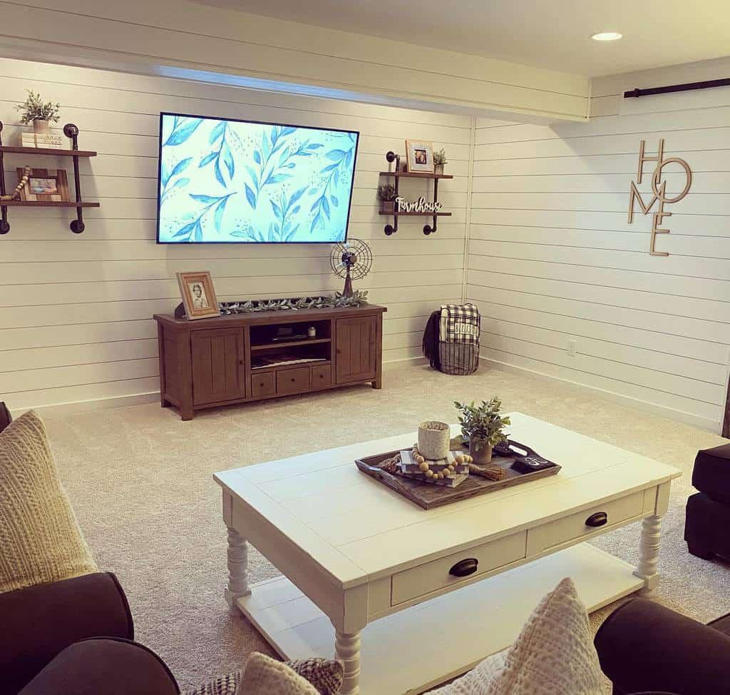 wood basement wall ideas alivia_johnson