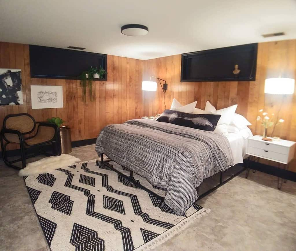 wood basement wall ideas jeralynvictoria
