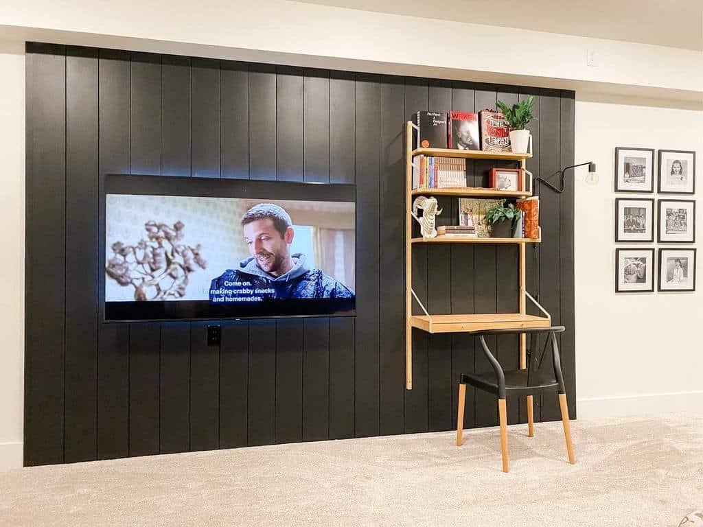 wood basement wall ideas thesheelyfamily