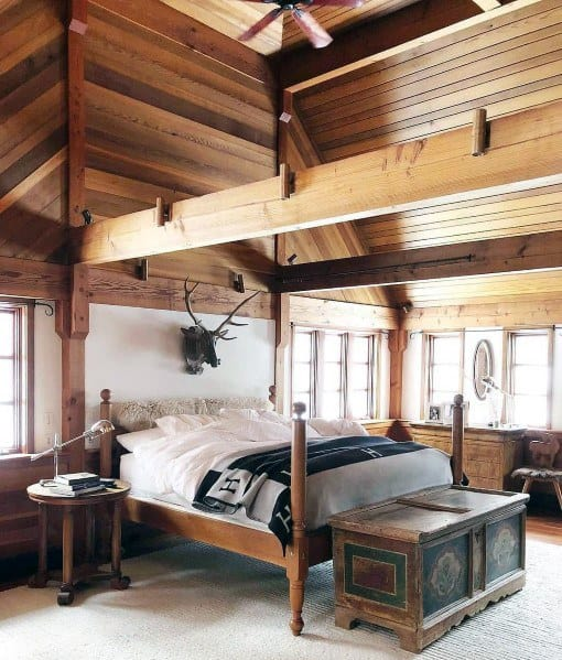 Wood Ceiling Ideas For Bedrooms